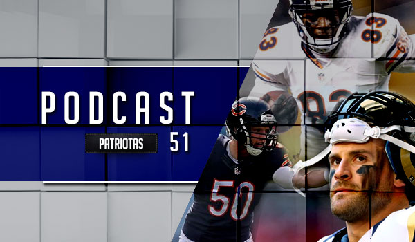 Podcast Patriotas 51 - Free Agency 2016