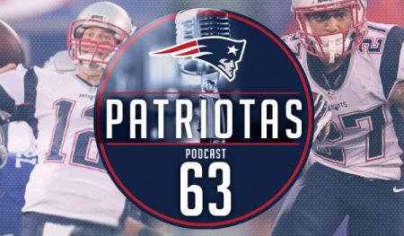 Podcast Patriotas63 - Patriots x Giants P4