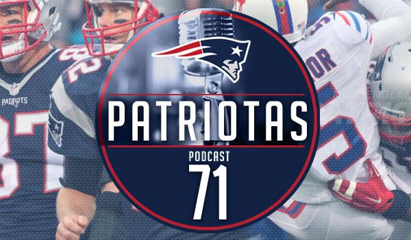 Podcast Patriotas 71 - Patriots x BillsS8