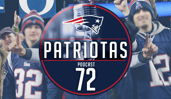Podcast Patriotas 72 - Ouvintes falam da temporada