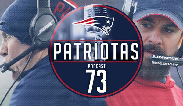 Podcast Patriotas 73 - Seahawks x Patriots S10