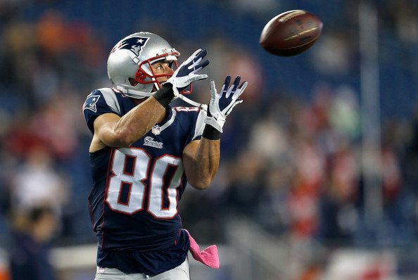 Wide Receivers O futuro de Danny Amendola nos Patriots.Wide Receiver
