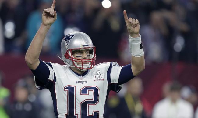 jersey de Brady All-Pro