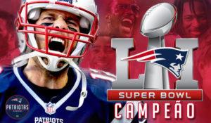 New England Patriots é campeão do Super Bowl LI