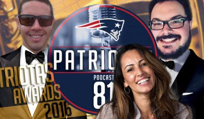 Podcast Patriotas 81 : Patriotas Awards 2016