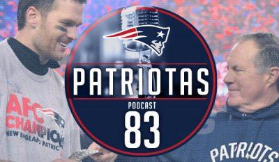 Podcast Patriotas 83 : Somos Campeões da AFC