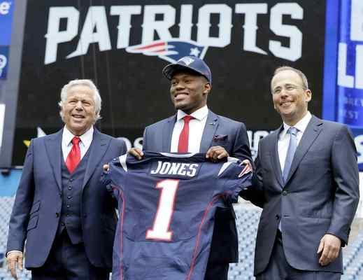 Cyrus Jones reflete sobre sua primeira temporada na NFL