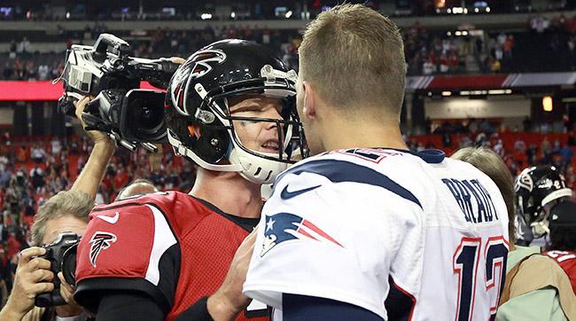 Patriots bateram um caminhão de recordes no Super Bowl