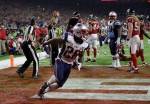 Heróis dos Patriots no Super Bowl LI