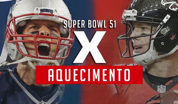 Patriots x Falcons