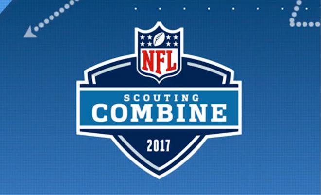 Os destaques do NFL Combine 2017