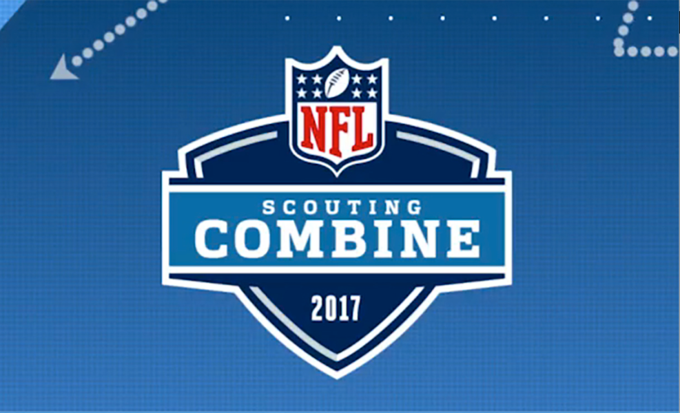 Os destaques do NFL Combine 2017
