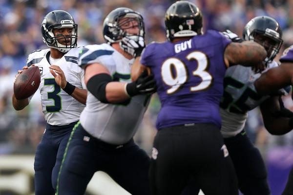 Conheça Lawrence Guy, o DL vindo dos Ravens