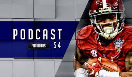 Podcast Patriotas 54 : Perfil Cyrus Jones