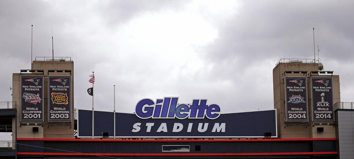 Gillette Stadium New England Patriots