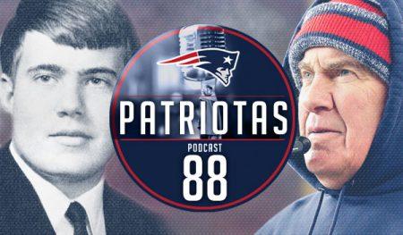 Podcast Patriotas 88 - O gênio Bill Belichick