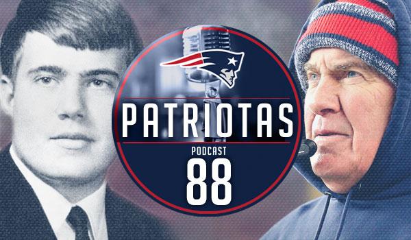Podcast Patriotas 88 – O gênio Bill Belichick