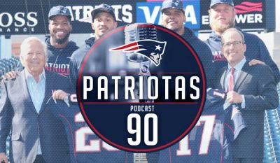 Podcast Patriotas 90 : Draft 2017
