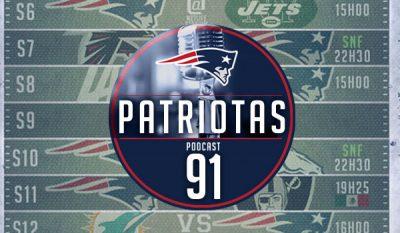 Podcast Patriotas 91 : tabela 2017