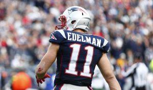 Julian Edelman New England Patriots NFL Rafael Belattini