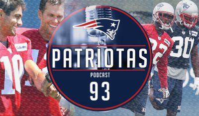 Podcast Patriotas 93 : Expecitativas para a temporada 2017