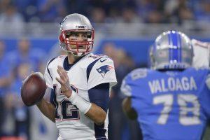 Patriots Tom Brady