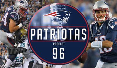 Podcast Patriotas 96 - vs Jaguars P1