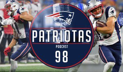 Podcast Patriotas 98 : vs Lions P3