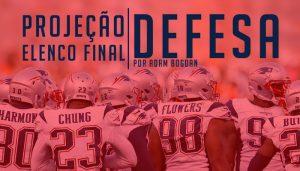 Projeção Elenco Final: Defesa