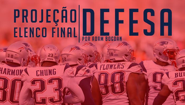 Projeção do Elenco Final: Defesa