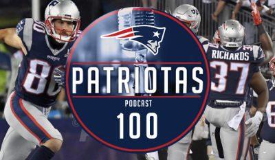 Podcast Patriotas 100 : Derrota para os Chiefs