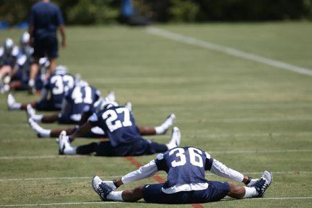 Practice Squad Patriots 2017