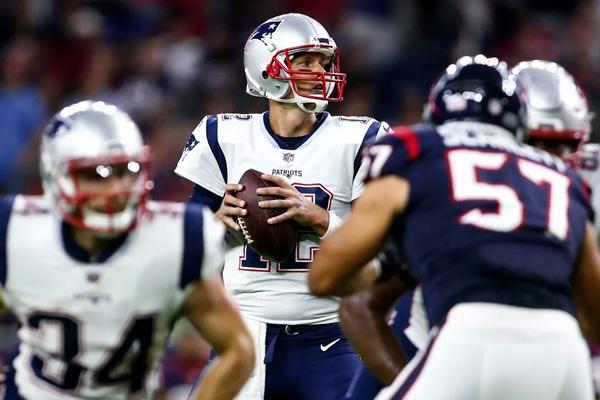 New England Patriots Houston Texans NFL