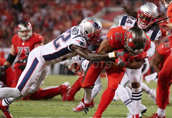 Defesa New England Patriots NFL 2017