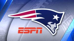 Jogo dos Patriots NFL ESPN VIVO Disney