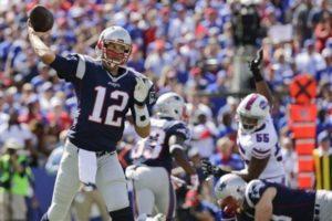 recorde Tom brady New England PAtriots NFL