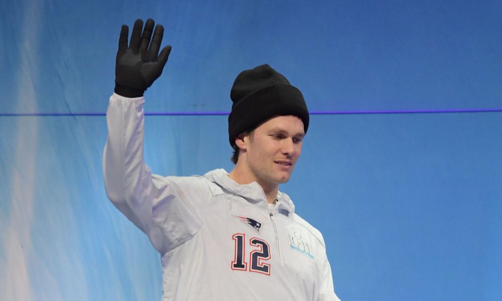 Brady descarta aposentadoria e reitera desejo de jogar por mais anos