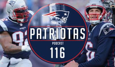 Podcast Patriotas 116 : Vitória e seed 1 conquistadas