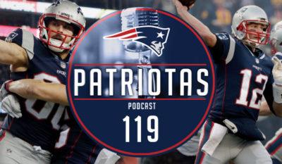 Podcast Patriotas 119 : Campeão da AFC 2017