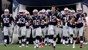 temporada elenco dos Patriots