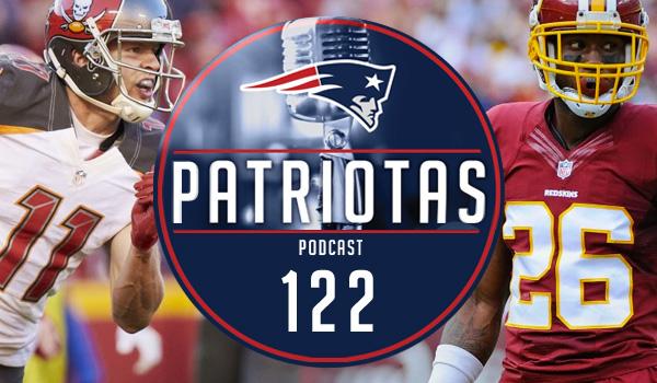 Podcast Patriotas 122 - Necessidades e Free Agency