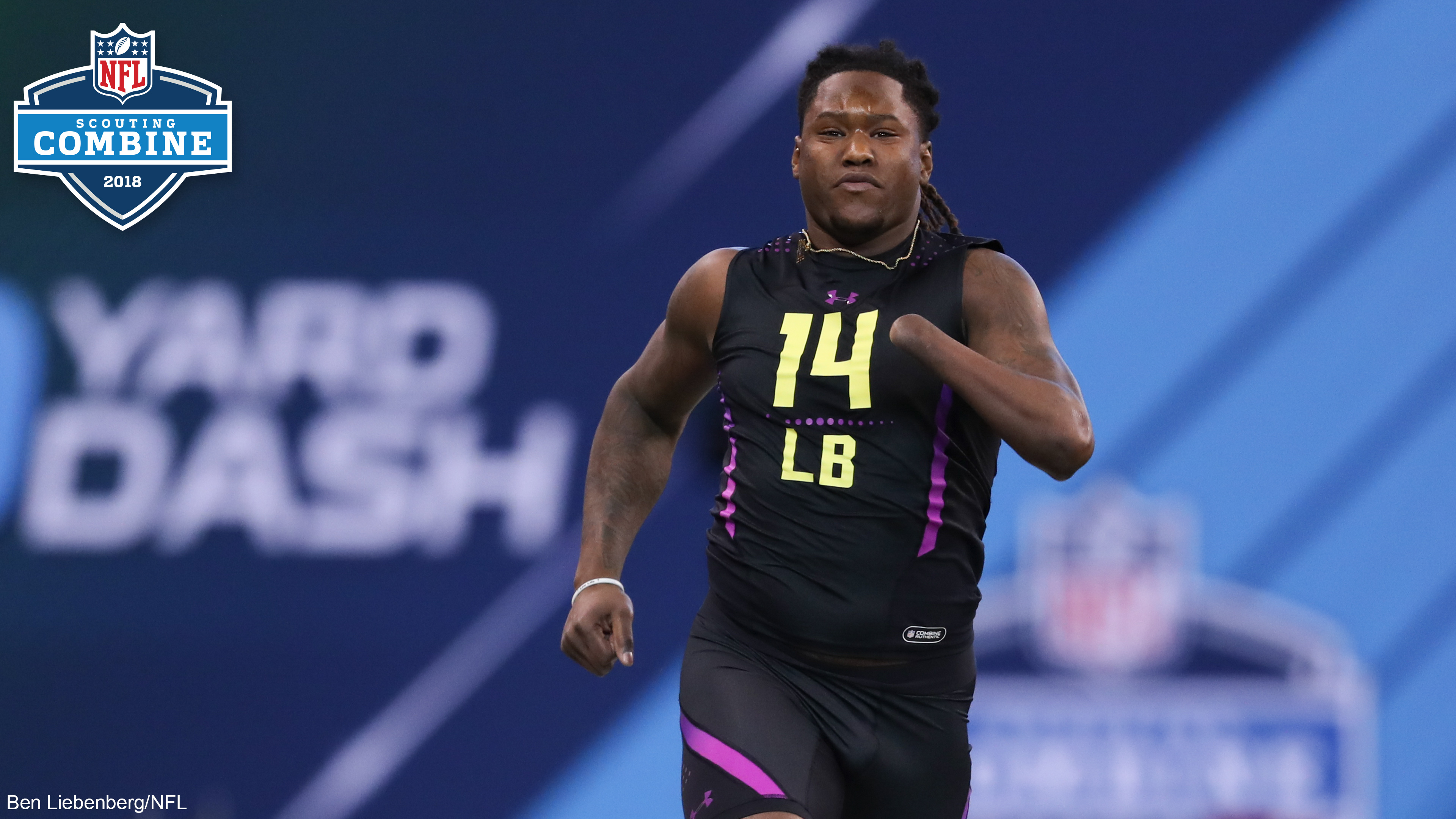 NFL Combine 2018: Como foram os LBs