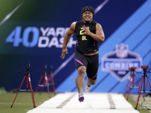 NFL Combine 2018 : DLs