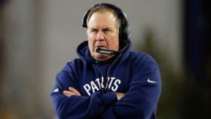 New England Patriots Bill Belichick NFL