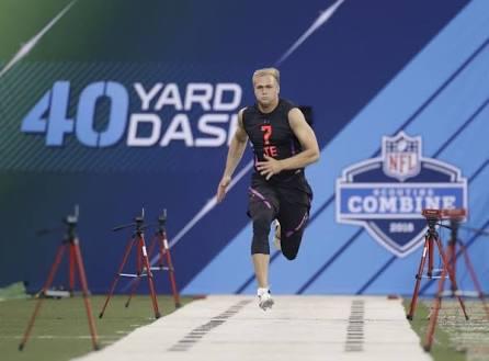 NFL Combine 2018: Como foram os WRs e TEs