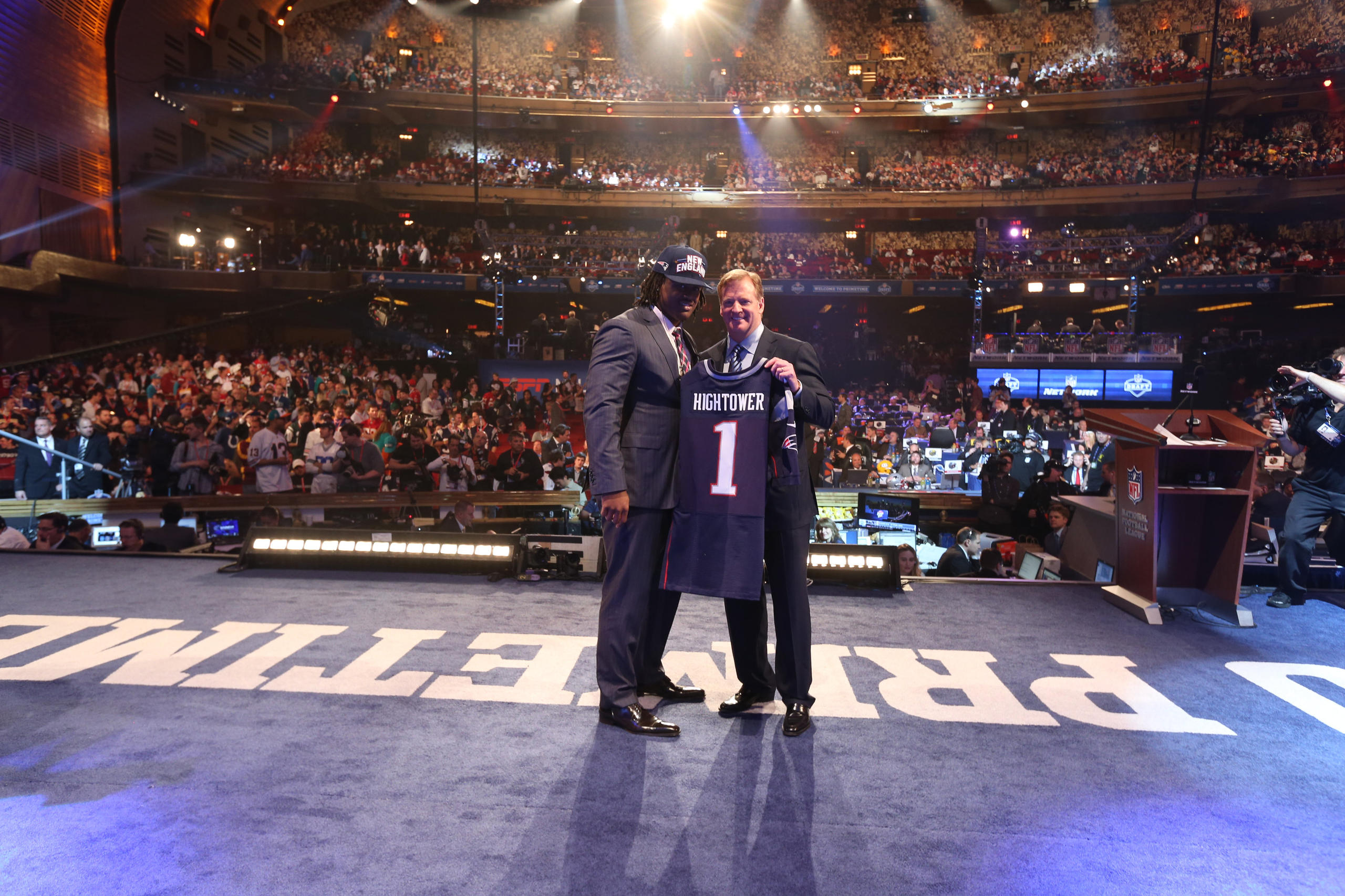 Mock Draft Patriotas 2018