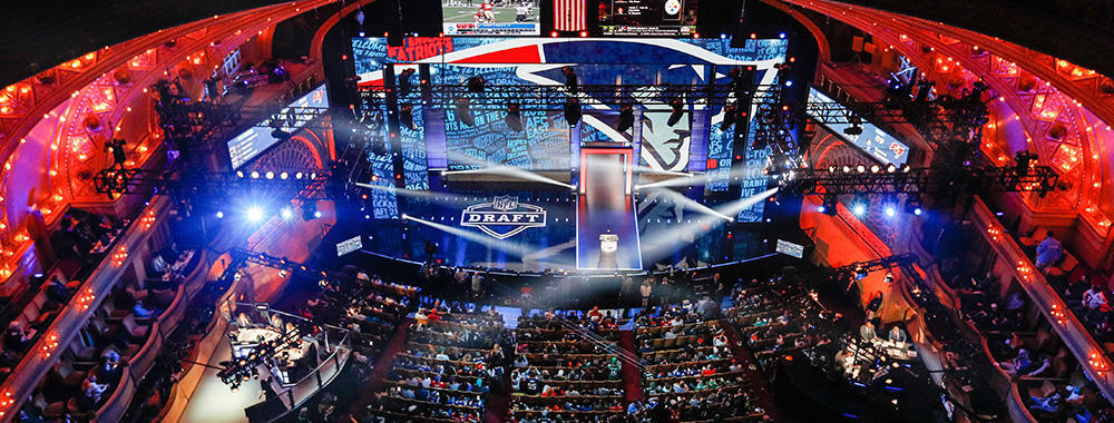 O draft dos Patriots pressionou alguns jogadores