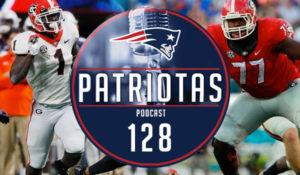 Podcast Patriotas 128 - Draft 2018 parte 1