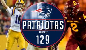 Podcast Patriotas 129 - Draft 2018 parte 2