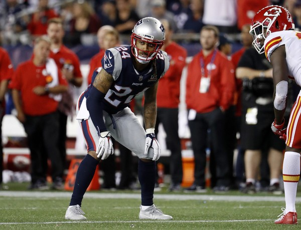 Stephon Gilmore Cornerbacks New England Patriots